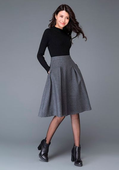 Типы юбку
