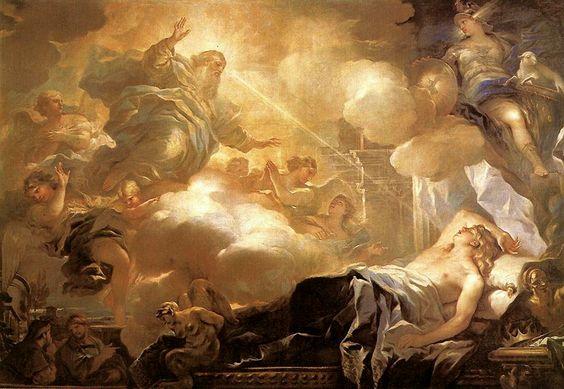 El Sueño de Salomón (Luca Giordano)