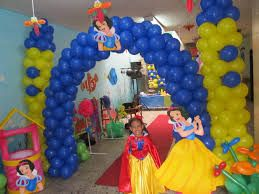 Resultado de imagen para decoracion de fiestas infantiles