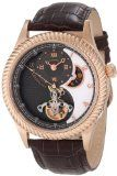 Schwab Amazon Promo codes: Price Compare Stuhrling Original Men's 91D.334554 Enigma Automatic Mother of Pearl AM/PM Indicator Brown Watch - http://watchesmans.net/price-compare-stuhrling-original-mens-91d-334554-enigma-automatic-mother-of-pearl-ampm-indicator-brown-watch