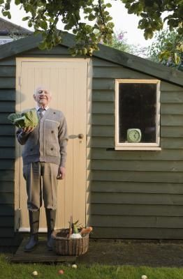 How to turn a storage shed into a tiny house sheds for Turning a metal building into a home