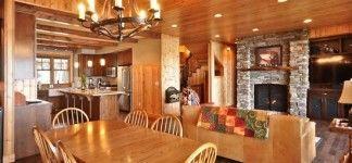 20x40 cabin open floor plans fascnating open floor for 20x40 cabin