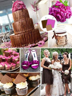 7 Hot Fall Wedding Trends for 2011!TheKnot.com -