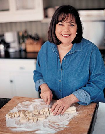 """Green Herb Dip from Ina Garten's House Beautiful online article, """"Expert Kitchen Tips:  What's the best size table for a dinner party?"""""""
