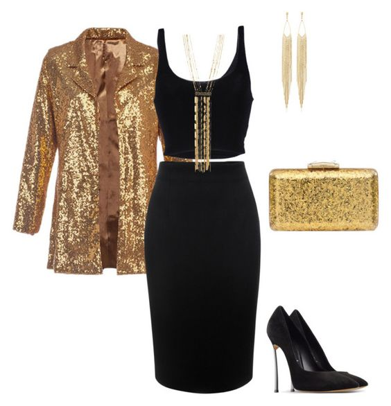 """""""Casadei"""" by tina-pieterse on Polyvore featuring Alexander McQueen, Roque, Casadei, Lydell NYC, KOTUR and Panacea"""