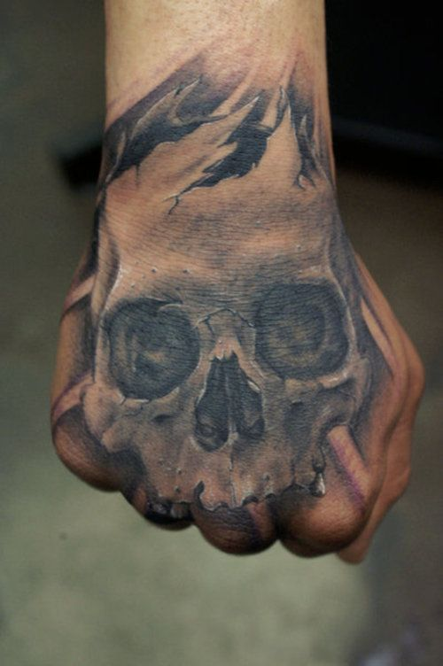 Hand Skull Tattoo Picture At Checkoutmyink Com Skull Hand Tattoo Hand Tattoos Hand Tattoos For Guys