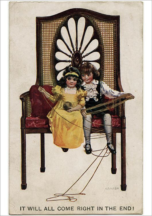 Poster Print Ww1 Two Little Seated Children Playing With A Ball Of Wool 16 X23 Poster Sized Print Made In The Usa In 2020 Poster Size Prints Poster Prints Prints