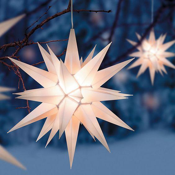 Moravian Star Christmas Decor-21\