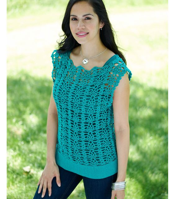 t nicas crochet gratis and camisas on pinterest