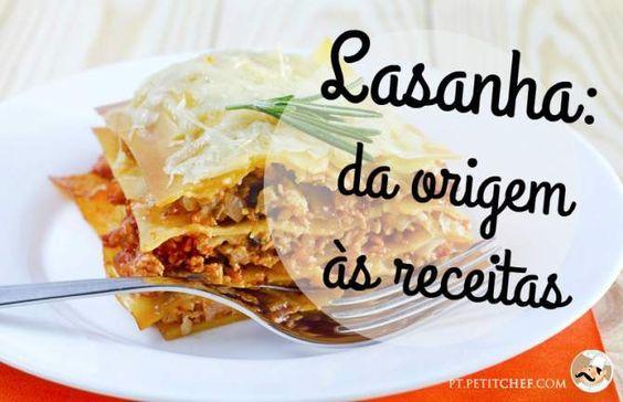 De origem Italiana, a Lasanha é o nome dado a uma massa de forma retangular, larga e uniforme. O seu princípio na História remonta à época dos Romanos, que utilizavam um recipiente para cozinhar chamado «lasanum». Este nome foi conservado para designar...