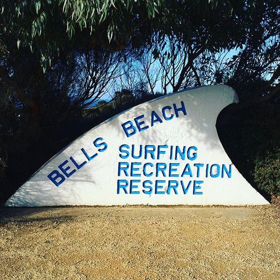 Who'd have thought that a lump of concrete could represent so much to so many! #bellsbeach #greatoceanroad by bellsbeach_surfshop