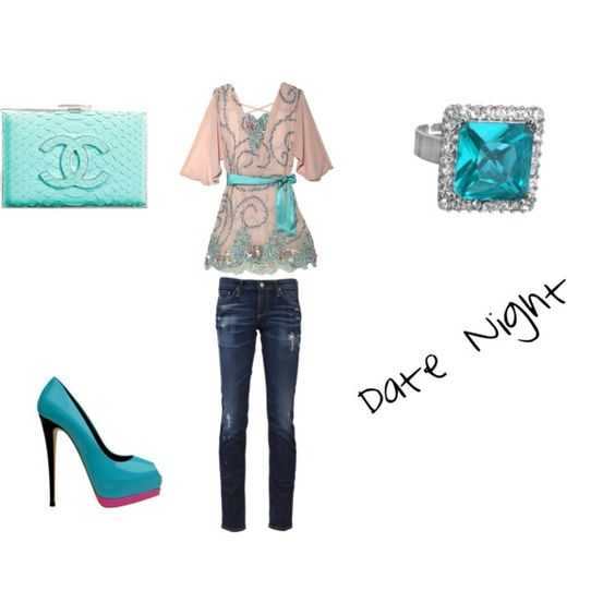 Date Night, created by teslin-mcleod.polyvore.com