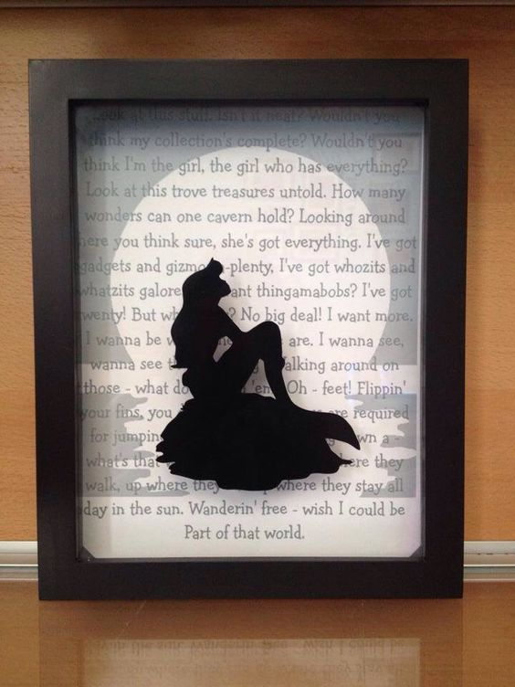 This would be cool with my sheet music in the background, especially the old Disney song book that is falling apart.