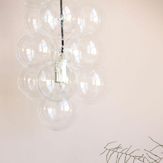 Lampa wisząca DIY •WEJDŹ• agamartin.com - Design Skandynawski ...