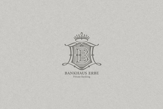 logo / Bankhaus Erbe by Denis Ulyanov