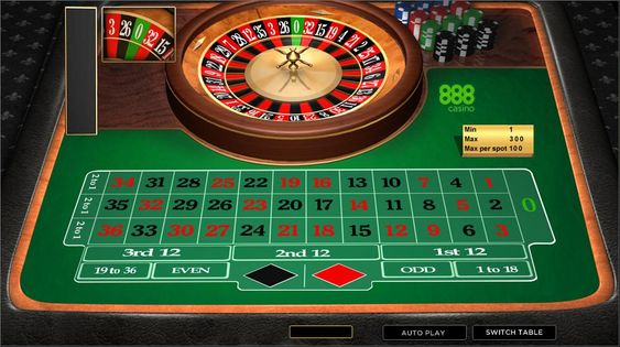 Basic Casino Roulette Wheel Game Rules