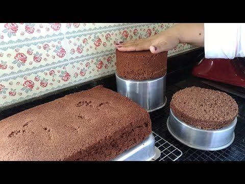 Pin Em Bolo De Chocolate Receita
