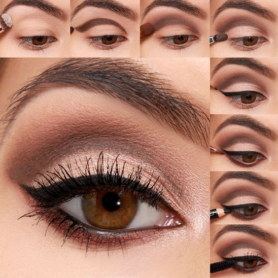 Simple Bridal Makeup Tutorial : Simple Eye Makeup Tutorial You - Mugeek Vidalondon