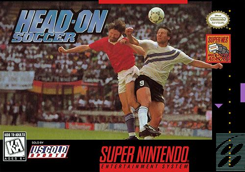 Play Head On Soccer Online Free Snes Super Nintendo Soccer Online Super Nintendo Soccer