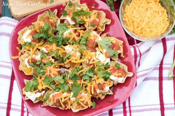 Use this easy quinoa pilaf recipe as a base for this tasty quinoa nachos appetizer. Perfect for summer picnics and parties.