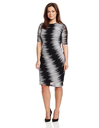 Anne Klein Women's Plus-Size Side Rouched Elbow Sleeve Sheath Dress, Black/Camellia, 14W Anne Klein http://www.amazon.com/dp/B00KCQYZXA/ref=cm_sw_r_pi_dp_qDQXtb06MBRZTEPB