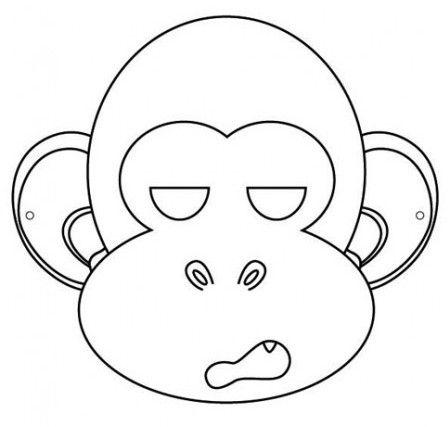 Nueva entrega de máscaras de animales gratis | Animales