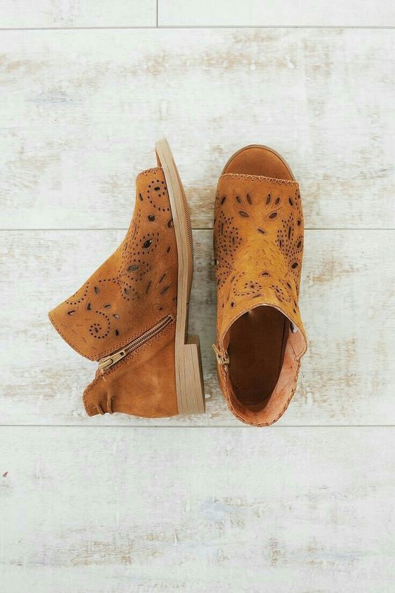 Perfect Bohemian Shoes