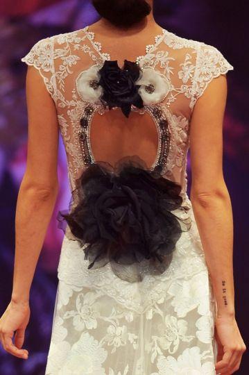 Coleções Vestidos de #Noiva #ClairePettibone #StllLife 2014 - RACHEL #casarcomgosto