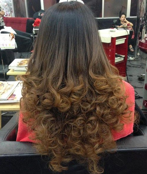 47+ Loose curls at end of hair inspirations