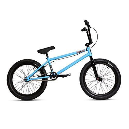 """2019 DK VERDE AV 20/"""" COMPLETE BMX BIKE MATTE BLUE"""