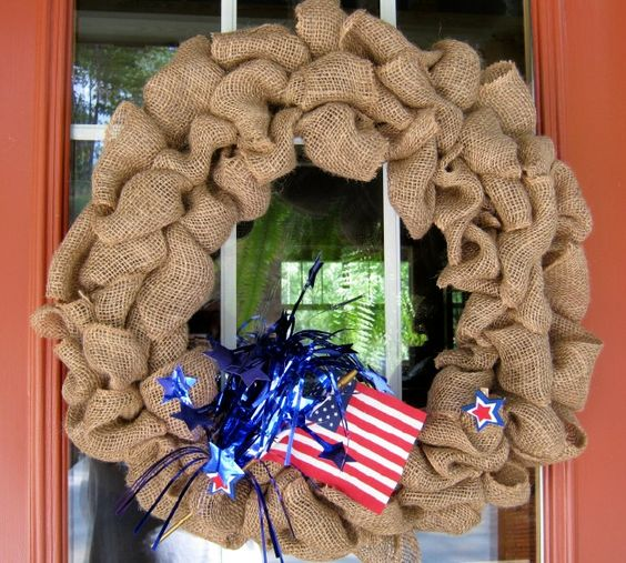 Followed the directions, and made the easiest, quickest wreath ever! I love them (2 for my double front doors)