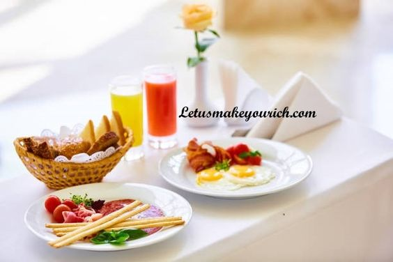 Breakfast is the most important meal of the day and I definitely have a hearty breakfast before I do anything. ― Mayer Hawthorne