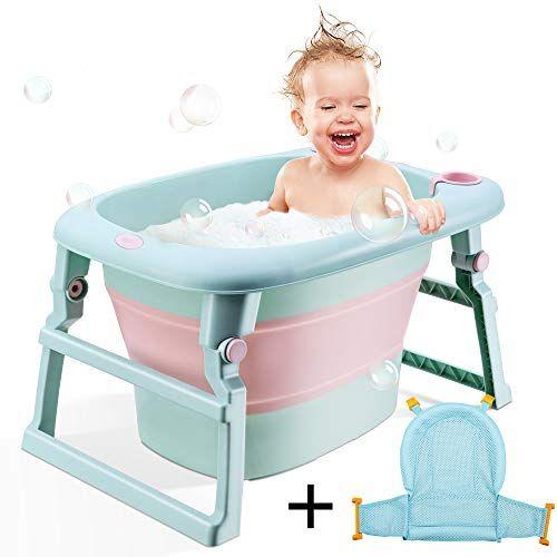 Las Mejores Bañeras Plegables Del 2020 Mundo Plegable Tinas De Baño De Bebé Bañera Bebe Plegable Bañera Portátil