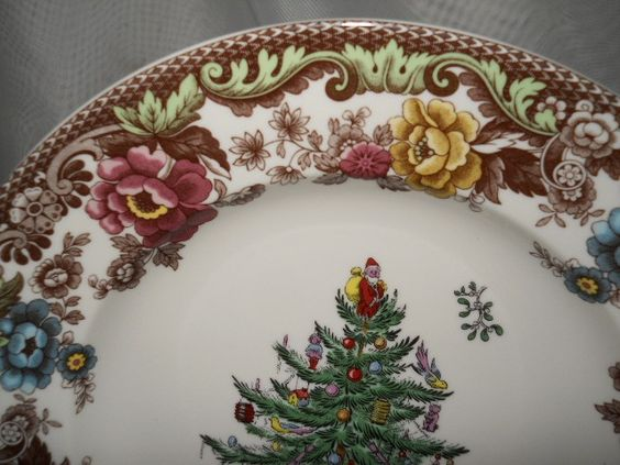 Spode Woodland Grove: Decor Ideas, Cabin Tablesettings, Christmas Dinnerware, Spode Woodland, Artful Dining, Brown Transferware, Spode Transferware, Christmas Ideas, China