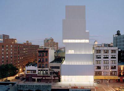 New Museum of New York City