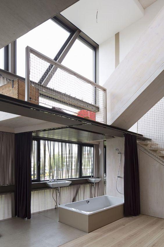 Residência da arquiteta Helle Schröder do XTH Berlin