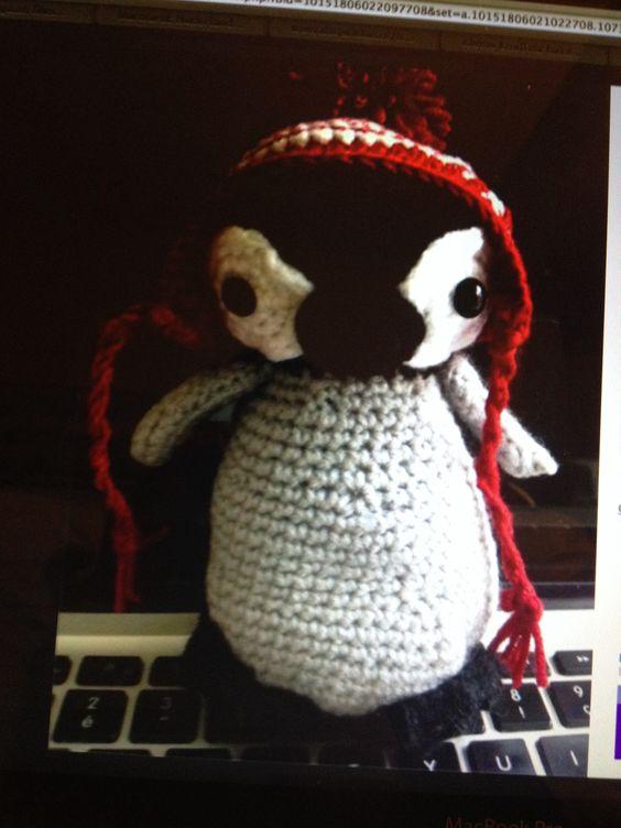Grijsje de pinguïn :)