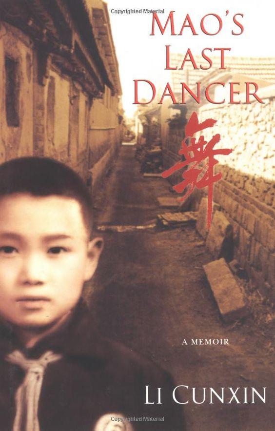 A memoir by Li Cunxin