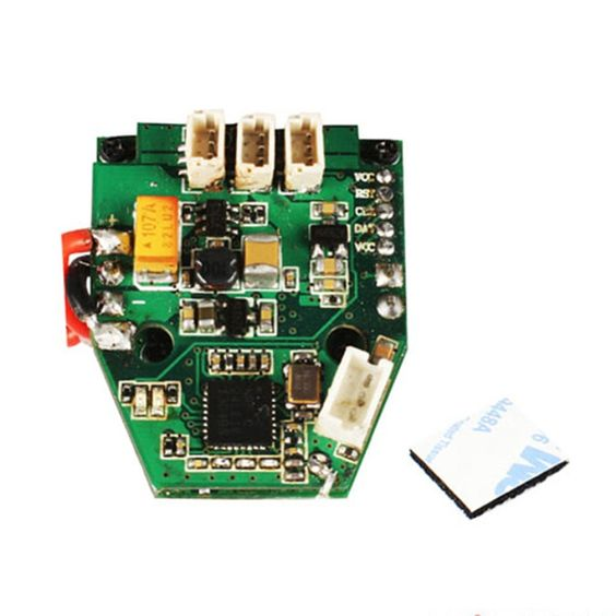 Latest Receiver Board Spare Parts For Hisky HCP100S RC Helicopter