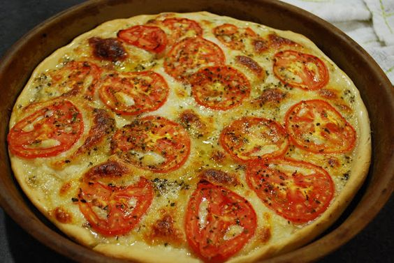 """""""Point-less"""" Meals: Pizza Margherita, 4 Pts + per slice"""