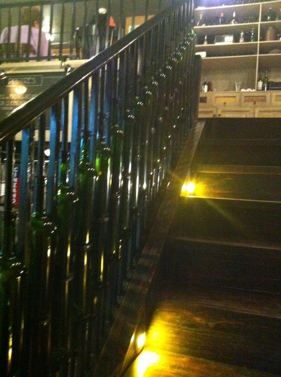 Escaleras increibles!!!!