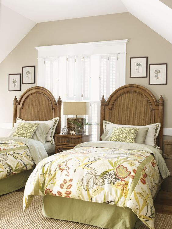 Tommy Bahama Home: Beach House Collection #bedroom