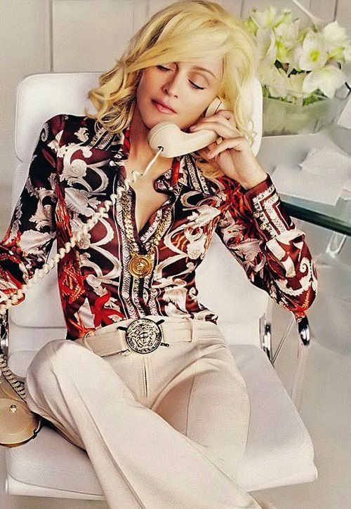 Viva Versace! : Photo