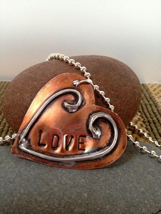 Love and copper...