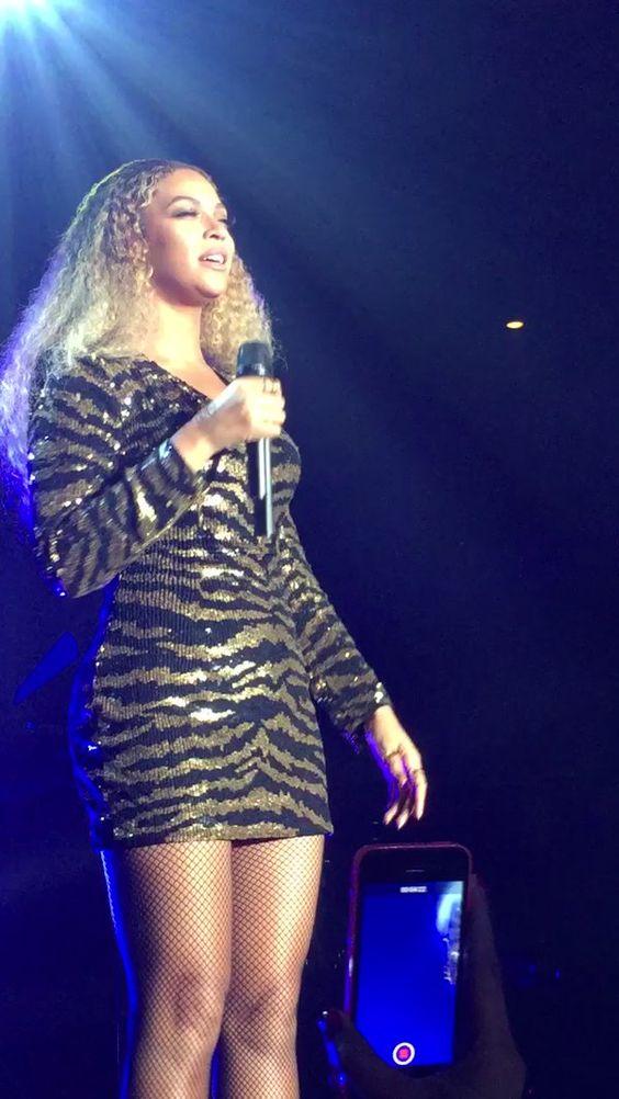 Beyoncé Performing at Shrine Auditorium & Expo Hall 05.03.2016