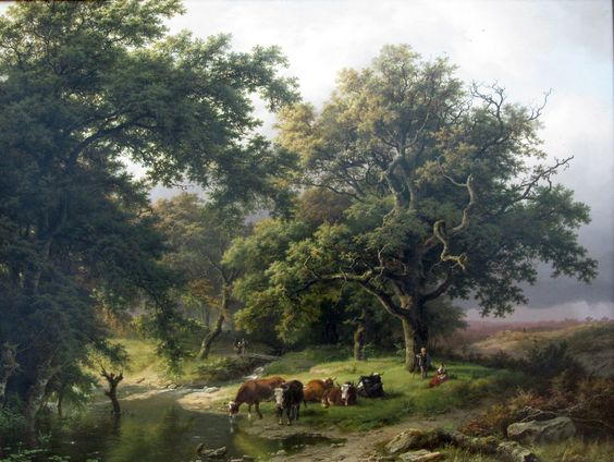 Barend Cornelis Koekkoek 14