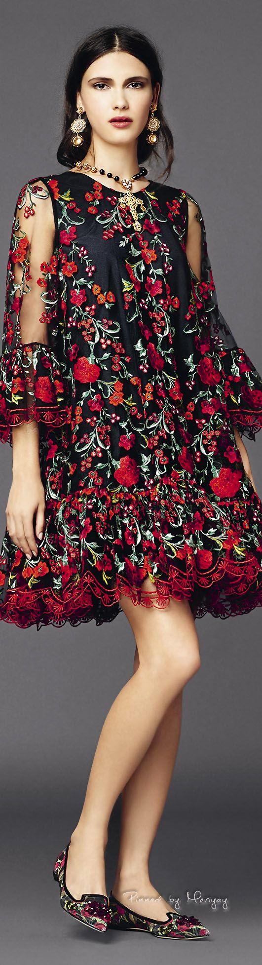 ♔Dolce & Gabbana.2015♔: