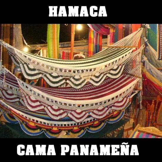 Hamacas Panamenas