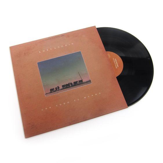 Khruangbin Con Todo El Mundo Vinyl Lp Vinyl Better Music Electronic Products