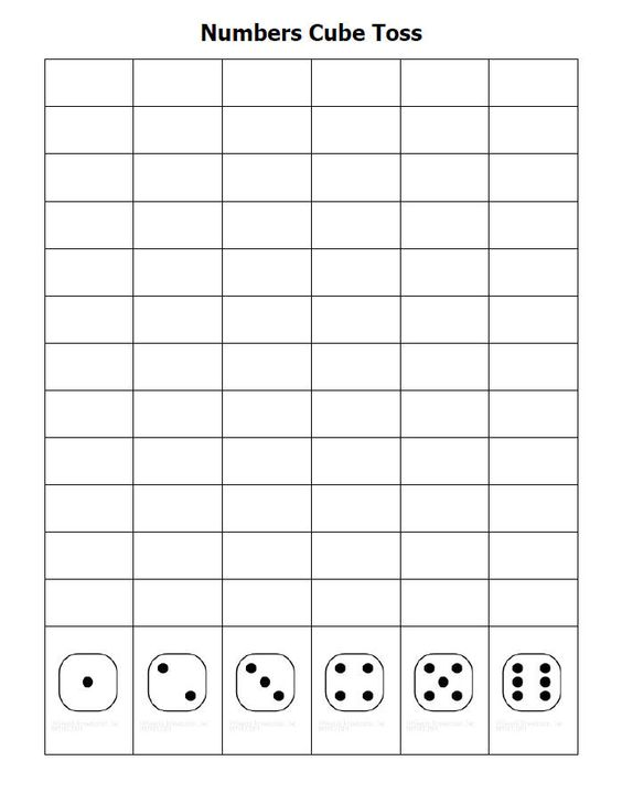 roll dice and graph numbers rolled neat idea for a line chart graph math graphs pinterest. Black Bedroom Furniture Sets. Home Design Ideas